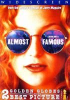 Almost Famous (2000) with Billy Crudup, Frances McDormand, and Kate Hudson