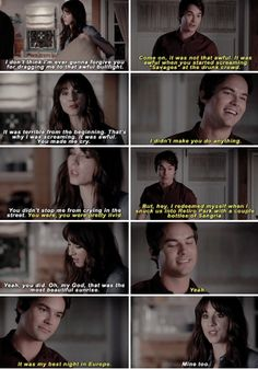 these two should have never hooked up. Bad idea. Haleb is just so perfect together!!