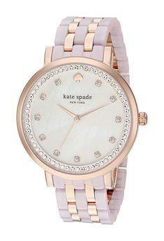 Kate Spade New York 38mm Monterey Watch KSW1264 (Rose Gold/Rose Gold) Watches - Kate Spade New York, 38mm Monterey Watch KSW1264, KSW1264, Jewelry Watches General, Watches, Watches, Jewelry, Gift, - Fashion Ideas To Inspire #GoldJewelleryWatchAccessories