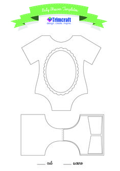 DIY Baby Shower Party Craft Ideas With Free Tutorials & Templates - http://www.trimcraft.co.uk/articles/diy-baby-shower-party-craft-ideas-with-free-tutorials-templates