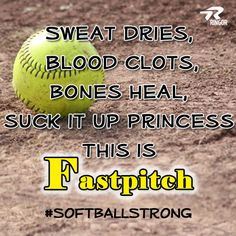 Softball Quotes | 29 Best Softball Quotes Images On Pinterest Softball Stuff