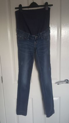 72b5b382b6 Extra Off Coupon So Cheap H M mama skinny maternity jeggings size 12