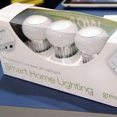 GreenWave's Energy Star certified LED bulbs are wireless with a built-in Internet connectivity to connect to you phone, laptop, or TV (if it has Web capabilities). #greenwave #technology #green #home #homegadgets #homeupgrade