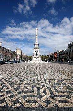 Praça dos Restauradores, Lisbon