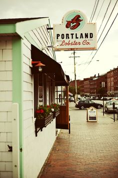 Portland, Maine, had dinner there in 2011.
