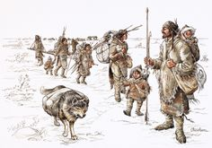 Prehistoric Hunters and Gatherers by Mats Vänehem