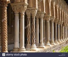 Znalezione obrazy dla zapytania Monreale, Sizilien. Kreuzgang Säulen Curtains, Home Decor, Big Top, Sicily, Blinds, Decoration Home, Room Decor, Draping, Home Interior Design