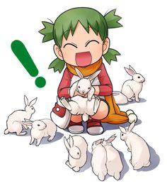 yotsuba and bunnies