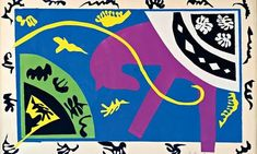 Image result for matisse collage
