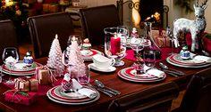 Feestdagen Kersttafel Aankleden : 52 beste afbeeldingen van kerst tafel aankleding christmas