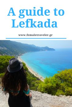 A guide to Lefkada *Translation button at the top*