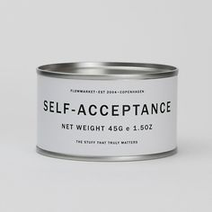 SELF-ACCEPTANCE | THE QUALITY OF AFFIRMATION OF SELF IN SPITE OF WEAKNESSES OR DEFICIENCIES