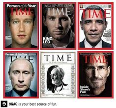 Time Magazine didnt have enough courage to cover Putins face with a title