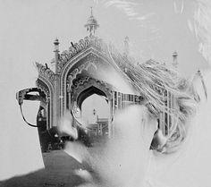 dreamscapes by Matt Wisniewski (digital collage)