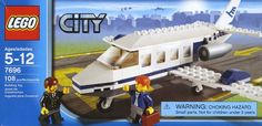 City | Airport | Brickset: LEGO set guide and database