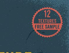 """Check out new work on my @Behance portfolio: """"128 Vintage Textures (FREE SAMPLE)"""" http://be.net/gallery/44655717/128-Vintage-Textures-(FREE-SAMPLE)"""