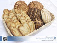 Clase del 3er cuatrimestre, Bases de panadería y repostería.