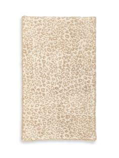 Leopard Print Memory Foam Bath Mat Leopard Print Stuff - Printed bath rugs for bathroom decorating ideas