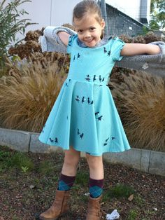 Tinny dress by Straightgrain