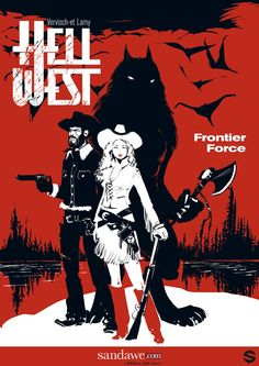 Buy Hell West Frontier Force by Frédéric Vervisch, Thierry Lamy and Read this Book on Kobo's Free Apps. Discover Kobo's Vast Collection of Ebooks and Audiobooks Today - Over 4 Million Titles! Mississippi, Buffalo Bill, Westerns, Necromancer, Lectures, Comic Covers, New Books, Animation, Superhero