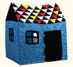Kids Playhouse, LuckyBoySunday @Caravan Style - Anything Blue