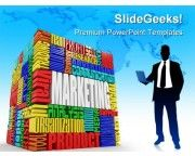 What Is A Marketing Communication PowerPoint Templates And PowerPoint Backgrounds 0911