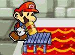 Le uova di Yoshi, sono state rubate dal drago e avendo bisogno di aiuto è intervenuto Super Mario. Lui, però, ha bisogno di te. Entra nel castello e compi la missione!