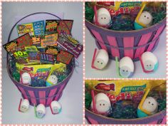 Easter basket lottery scratch off tickets for parents and easter basket lottery scratch off tickets negle