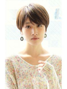 レウナ 外苑前(Reuna) 大人女子30代40代に人気のショートスタイル