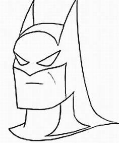 image detail for free printable coloring pages for kids pictures 3 printable batman logo