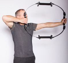 'Smartphone Bow' Turns Your Cell Into An Archery Simulator