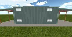 Cool 3D #marketing http://ift.tt/2nuaqYB #barn #workshop #greenhouse #garage #roofing #DIY