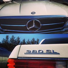 1985 Mercedes-Benz 380 SL is such a #classic