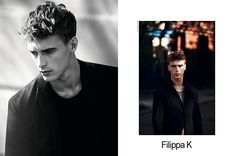 Clement Chabernaud for Filippa K's Fall/Winter 2012 Campaign
