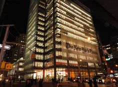 The New York Times Building / New York / Renzo Piano