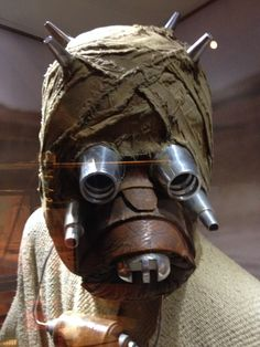 Tusken Raider From Star Wars episode I.