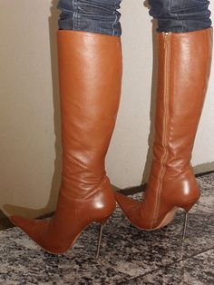 Look for a wonderful Step out inside a new pair of women's boots from our contemporary revise. Thigh High Boots, High Heel Boots, Knee Boots, Heeled Boots, Women's Boots, Riding Boots, High Leather Boots, Stiletto Boots, Hot High Heels