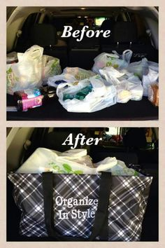 Love This I Use A Large Utility Tote Every Time Grocery Shop