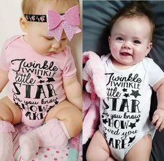 Baby Twinkle Star Onesie