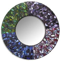 Mosaic Mirror by Mosaic Gallery, via Flickr
