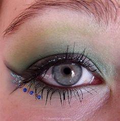 Sailor Neptun inspired make up by http://beautifulbeauties03.blogspot.de/2013/03/schminkaktion-sailor-neptun.html