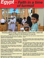 Stop Christian Persecution | Catholic Charities - Aid to the Church in Need