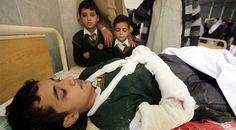 Termina ataque a escuela de Pakistán con 130 muertos