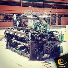 """Antiguo """"Telar"""" para la elaboración de textiles. #tlaxcala #mexicomagico #ucoatl #urbano #vive_mexico #curiosidades"""