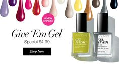 Get those Nails Summer Perfect!  Shop: www.youravon.com/floyd