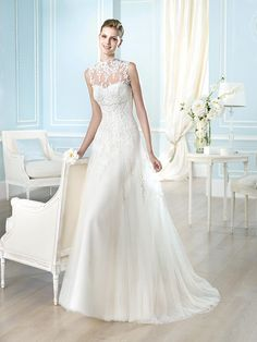 Penelope vjencanice wedding dress vjen anice san for Wedding dress shops doncaster