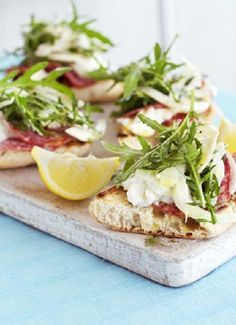 Low FODMAP & Gluten free Recipe - Mozzarella & prosciutto ciabatta  (update) - http://www.ibssano.com/low_fodmap_recipes_pineterst_exclusives.html