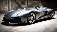 California startup #Rezvani boasts a sleek and powerful sports #car. Take a closer look!