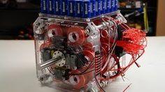 quanta pulse magnet motor - YouTube
