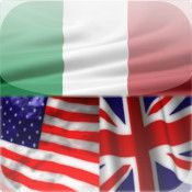 Italian English Dictionary and Translator - The leading Italian English Dictionary and Translator for iPhone, iPad & iPod Touch ✦ Selling over 5000,000 dictionary apps ✦ More than 55,000 translation pairs ✦ High quality English & Italian speech engine (via In-App Purchase) ✦ Integrated Google/Bing Translate ✦ Phrases & Synonyms ✦ No internet connection required (except Google/Bing Translate & Wiki search)